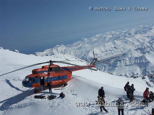 Губаха 70.jpg Камчатка - Хелиски Горнолыжный центр Губаха горные лыжи сноуборд Город Губаха Фото