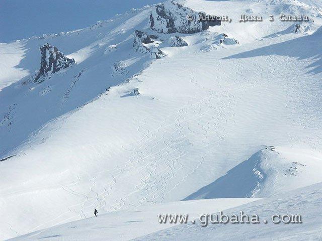 Губаха 80.jpg Камчатка - Хелиски Горнолыжный центр Губаха горные лыжи сноуборд Город Губаха Фото