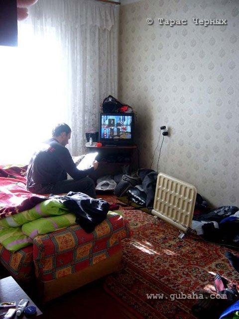 Губаха karakol_12.jpg Каракол - февраль 2009 Горнолыжный центр Губаха горные лыжи сноуборд Город Губаха Фото