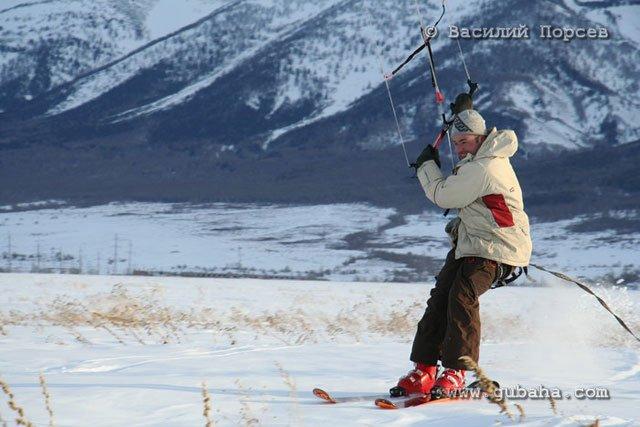 Губаха kazakhstan31.jpg Казахстан - январь 2008 Горнолыжный центр Губаха горные лыжи сноуборд Город Губаха Фото