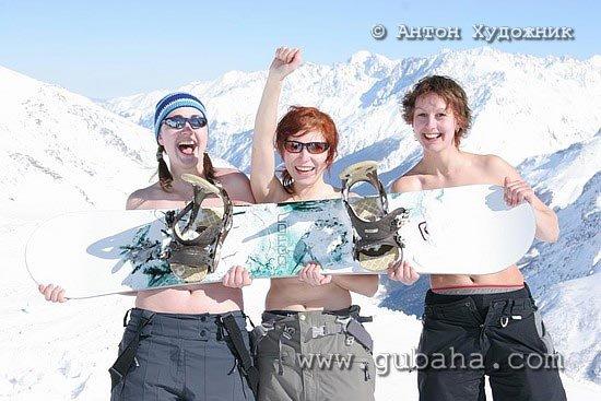 Губаха photo21.jpg Тур Большой Кавказ Горнолыжный центр Губаха горные лыжи сноуборд Город Губаха Фото