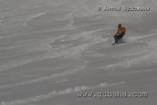 Губаха photo47.jpg Тур Большой Кавказ Горнолыжный центр Губаха горные лыжи сноуборд Город Губаха Фото