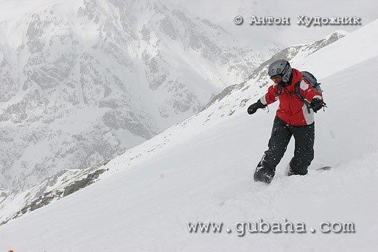 Губаха photo51.jpg Тур Большой Кавказ Горнолыжный центр Губаха горные лыжи сноуборд Город Губаха Фото