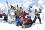 Губаха | photo11.jpg | Тур Большой Кавказ | Горнолыжный центр Губаха горные лыжи сноуборд Город Губаха Фото