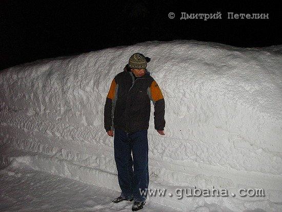 Губаха photo37.jpg Шерегеш ноябрь 2005 Горнолыжный центр Губаха горные лыжи сноуборд Город Губаха Фото