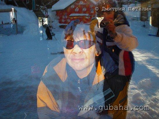 Губаха photo40.jpg Шерегеш ноябрь 2005 Горнолыжный центр Губаха горные лыжи сноуборд Город Губаха Фото
