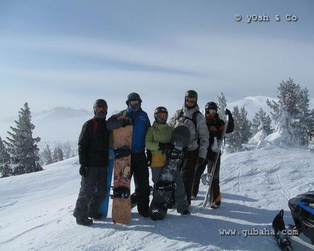 Губаха sheregesh_yosh_023.jpg Шерегеш 2009 Горнолыжный центр Губаха горные лыжи сноуборд Город Губаха Фото