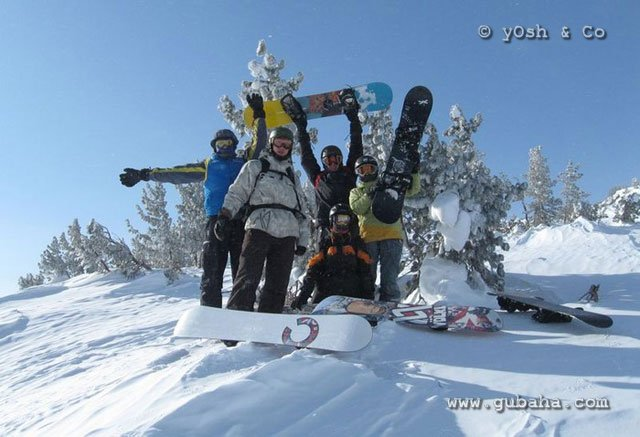 Губаха sheregesh_yosh_039.jpg Шерегеш 2009 Горнолыжный центр Губаха горные лыжи сноуборд Город Губаха Фото