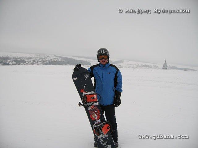 Губаха suna_05.jpg Поселок Суна - январь 2008 Горнолыжный центр Губаха горные лыжи сноуборд Город Губаха Фото