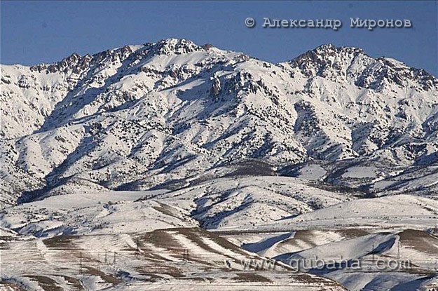 Губаха foto33.jpg Узбекистан - январь 2007 Горнолыжный центр Губаха горные лыжи сноуборд Город Губаха Фото