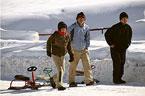 Губаха | foto08.jpg | Узбекистан - январь 2007 | Горнолыжный центр Губаха горные лыжи сноуборд Город Губаха Фото