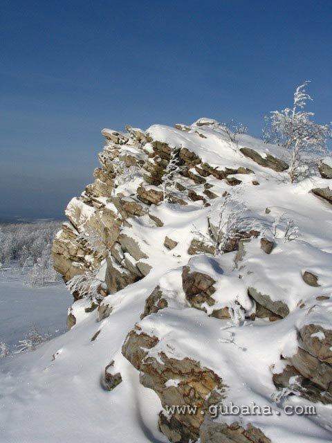 Губаха priroda10.jpg Природа Губахи - зима Горнолыжный центр Губаха горные лыжи сноуборд Город Губаха Фото