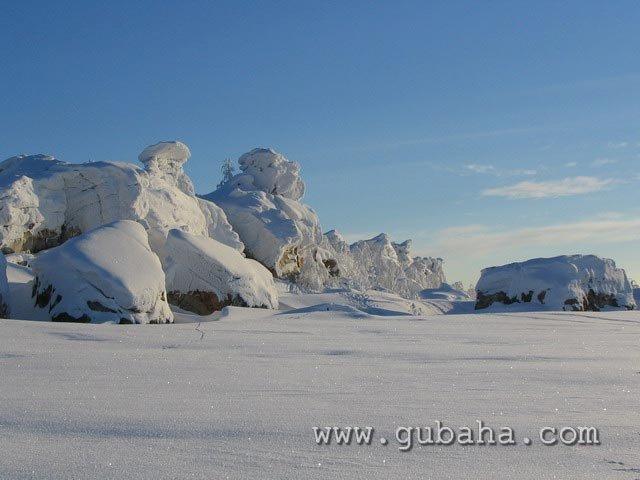 Губаха priroda25.jpg Природа Губахи - зима Горнолыжный центр Губаха горные лыжи сноуборд Город Губаха Фото