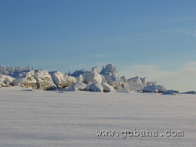 Губаха priroda27.jpg Природа Губахи - зима Горнолыжный центр Губаха горные лыжи сноуборд Город Губаха Фото