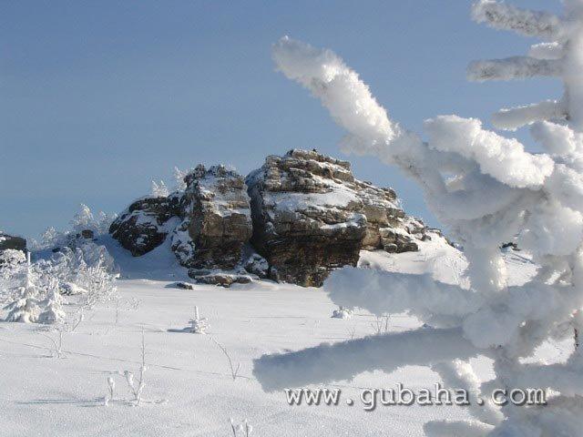 Губаха priroda30.jpg Природа Губахи - зима Горнолыжный центр Губаха горные лыжи сноуборд Город Губаха Фото