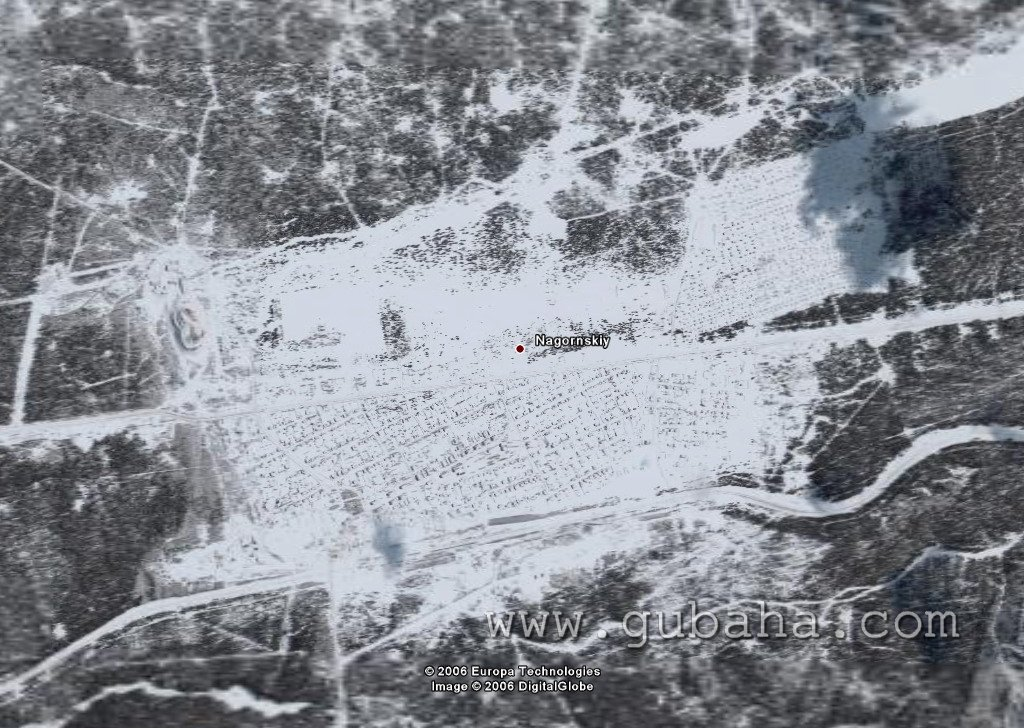 Губаха 005.jpg 2006 год Горнолыжный центр Губаха горные лыжи сноуборд Город Губаха Фото Нагорнский