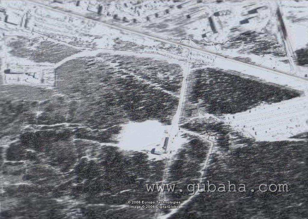 Губаха 010.jpg 2006 год Горнолыжный центр Губаха горные лыжи сноуборд Город Губаха Фото Лыжный комплекс