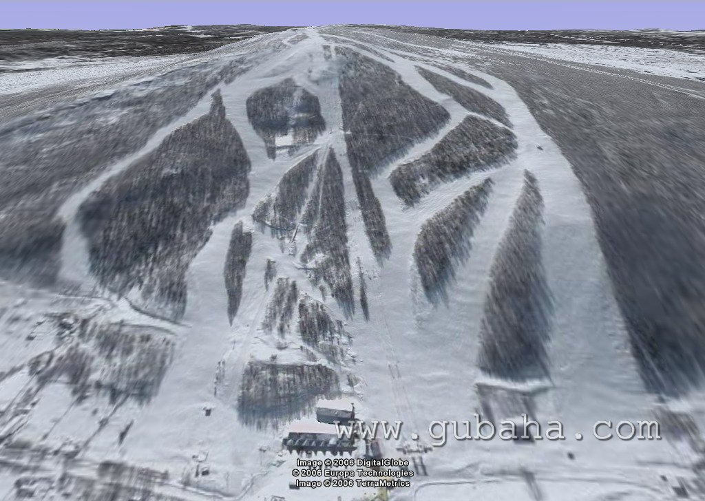Губаха 017.jpg 2006 год Горнолыжный центр Губаха горные лыжи сноуборд Город Губаха Фото Горнолыжный центр 3D