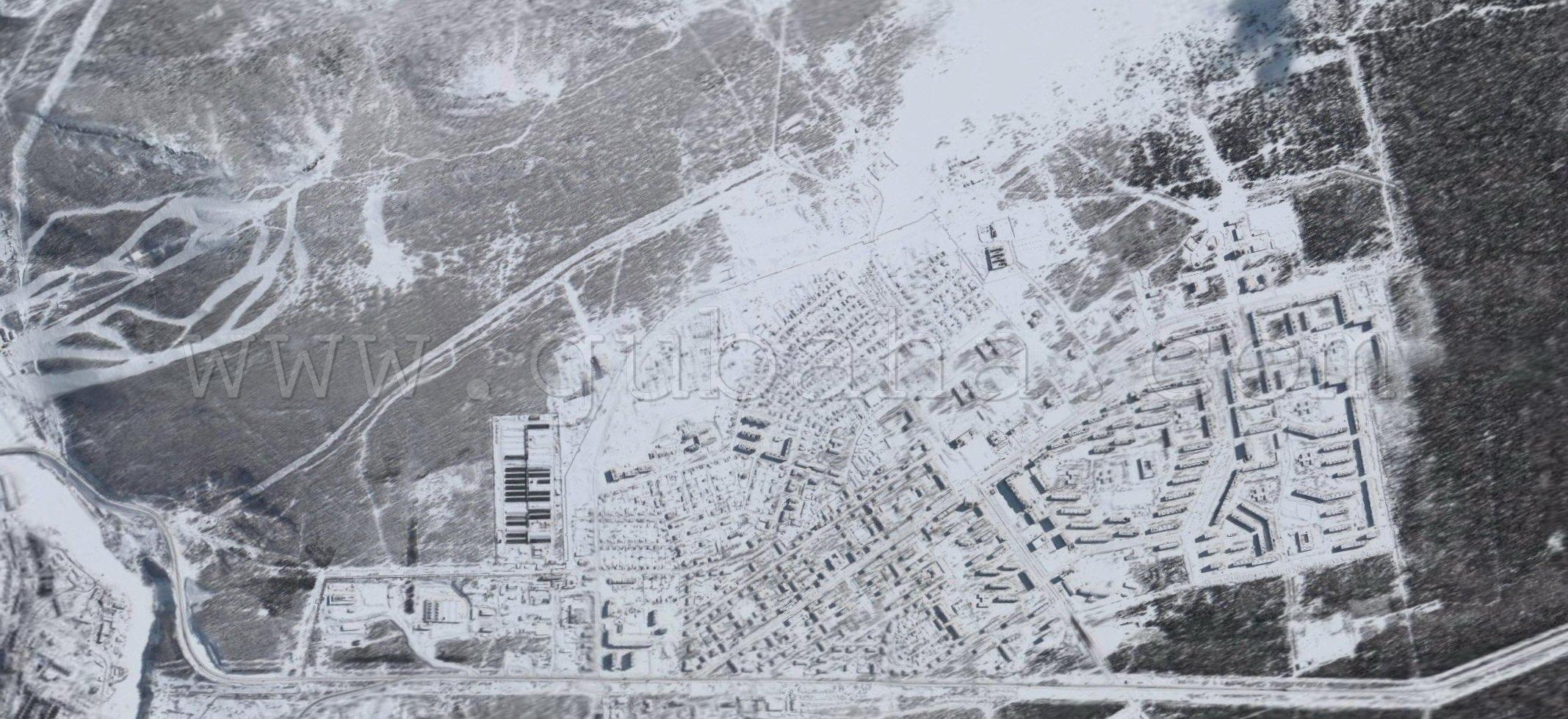 Губаха 019.jpg 2006 год Горнолыжный центр Губаха горные лыжи сноуборд Город Губаха Фото Город Губаха (большое фото)