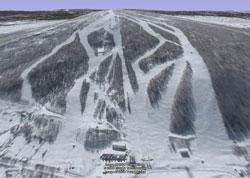 Губаха | 017.jpg | 2006 год | Горнолыжный центр Губаха горные лыжи сноуборд Город Губаха Фото